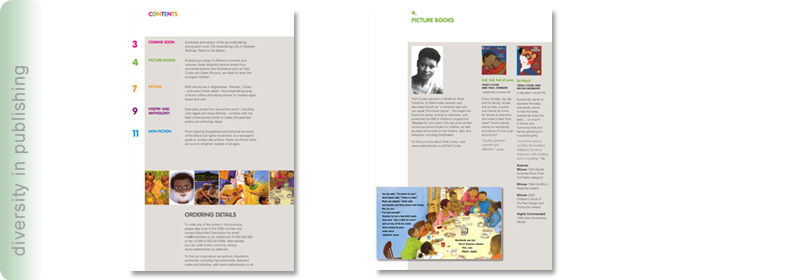 Diversity in Publishing Brochure