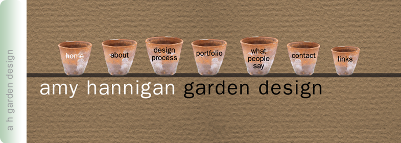 AH Garden Design Website Design